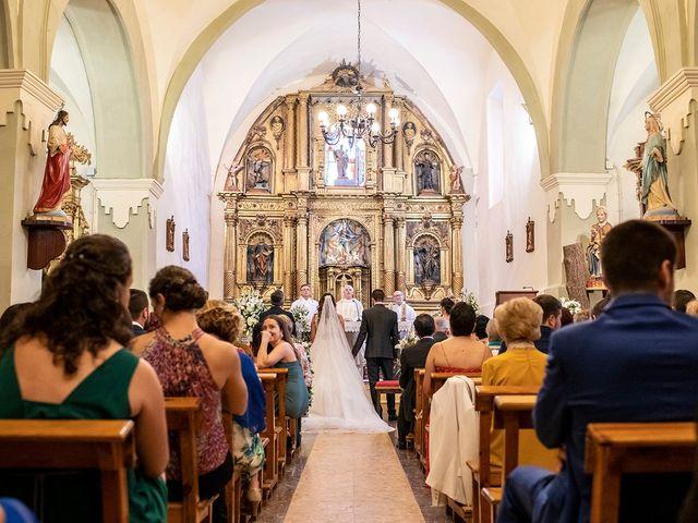 La boda de Lucía y Rubén en Estollo, La Rioja 36