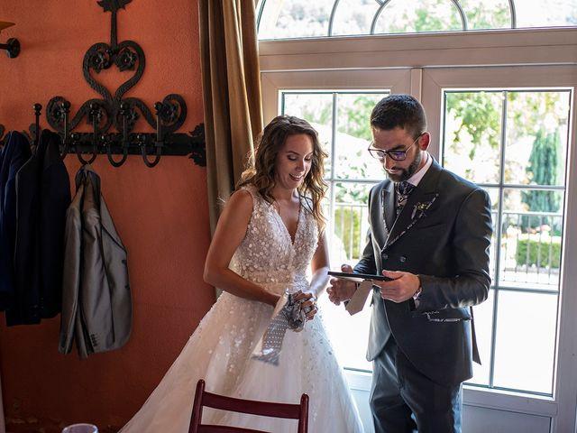 La boda de Lucía y Rubén en Estollo, La Rioja 38