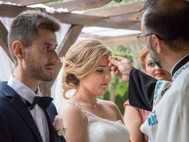 La boda de Mihai y Cristina en Valdetorres De Jarama, Madrid 24