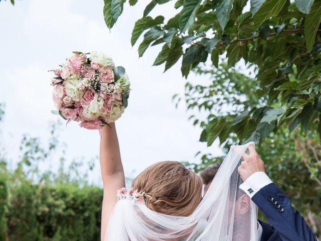 La boda de Mihai y Cristina en Valdetorres De Jarama, Madrid 29