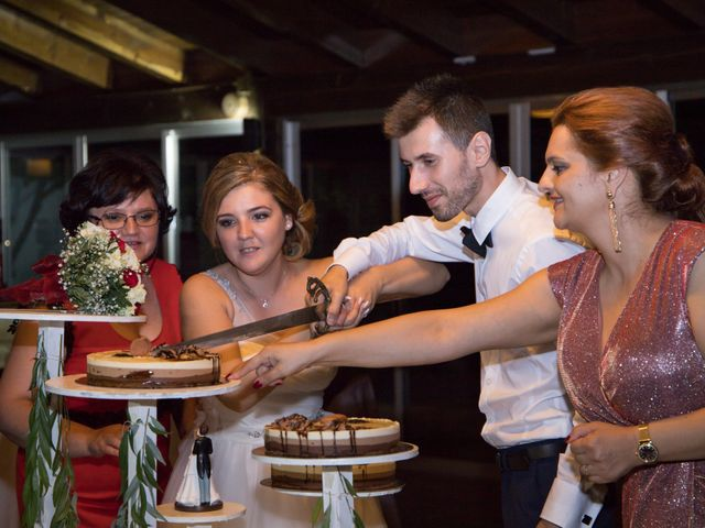 La boda de Mihai y Cristina en Valdetorres De Jarama, Madrid 34