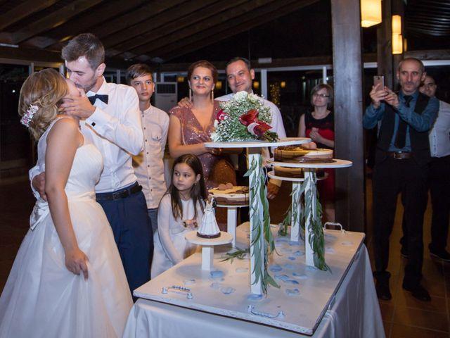 La boda de Mihai y Cristina en Valdetorres De Jarama, Madrid 35