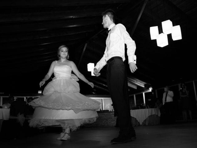 La boda de Mihai y Cristina en Valdetorres De Jarama, Madrid 37