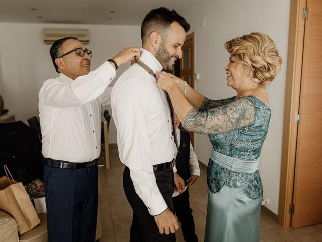 La boda de Iván y Laura en Sant Vicenç De Montalt, Barcelona 2