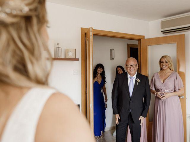 La boda de Iván y Laura en Sant Vicenç De Montalt, Barcelona 11