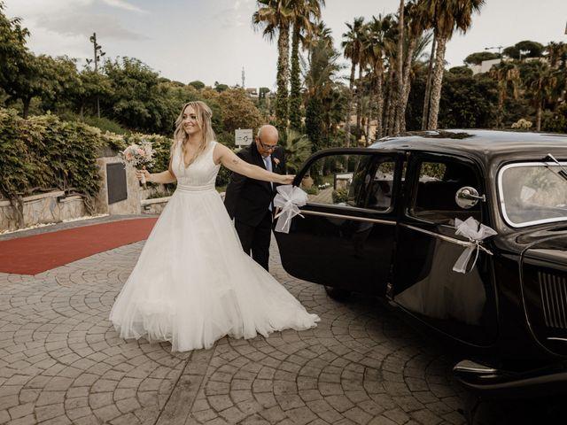 La boda de Iván y Laura en Sant Vicenç De Montalt, Barcelona 18