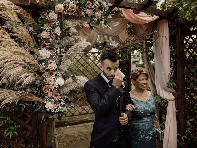 La boda de Iván y Laura en Sant Vicenç De Montalt, Barcelona 22
