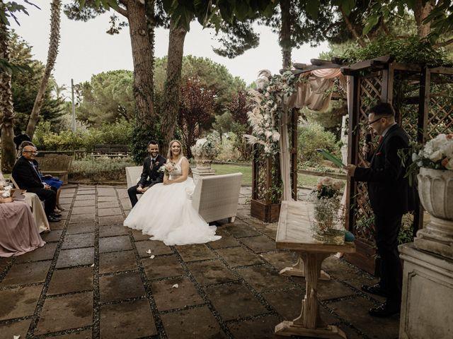 La boda de Iván y Laura en Sant Vicenç De Montalt, Barcelona 23