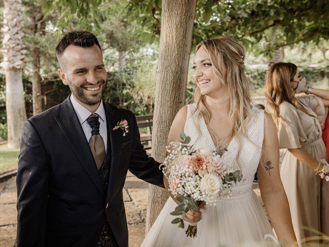 La boda de Iván y Laura en Sant Vicenç De Montalt, Barcelona 26