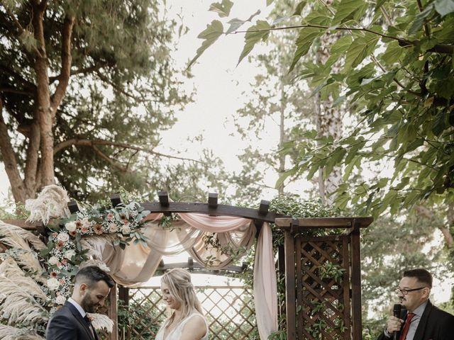 La boda de Iván y Laura en Sant Vicenç De Montalt, Barcelona 29