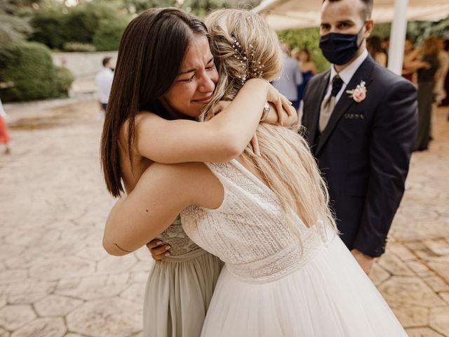 La boda de Iván y Laura en Sant Vicenç De Montalt, Barcelona 39
