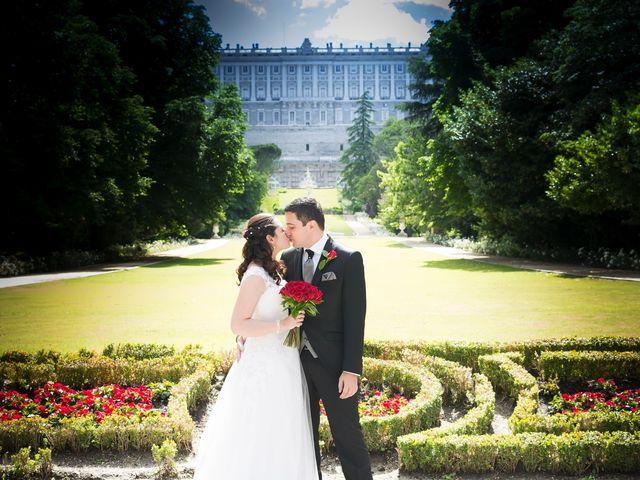 La boda de David y Tamara en Madrid, Madrid 2