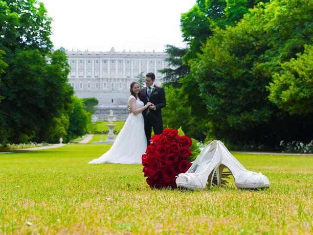 La boda de David y Tamara en Madrid, Madrid 12