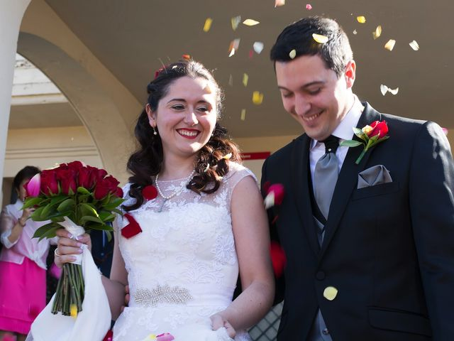 La boda de David y Tamara en Madrid, Madrid 20