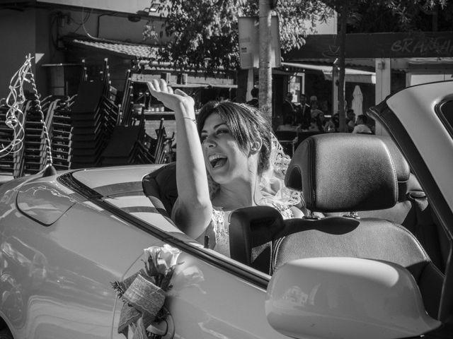 La boda de Cesar y Sandra en Cubas De La Sagra, Madrid 12