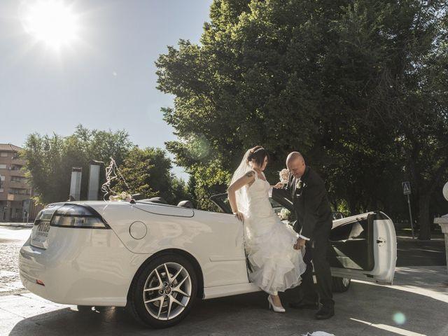 La boda de Cesar y Sandra en Cubas De La Sagra, Madrid 13