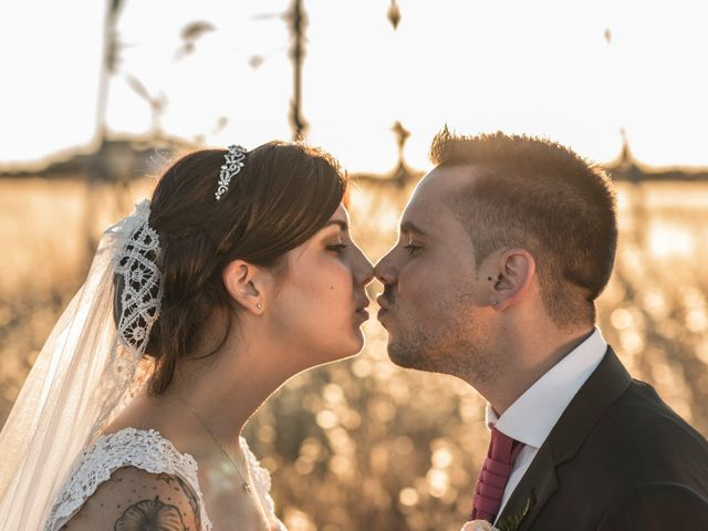 La boda de Sandra y Cesar