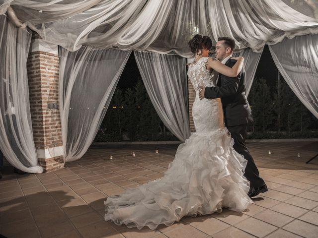La boda de Cesar y Sandra en Cubas De La Sagra, Madrid 17