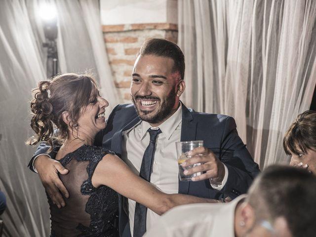 La boda de Cesar y Sandra en Cubas De La Sagra, Madrid 20