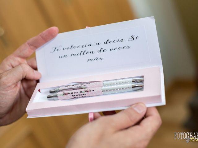 La boda de Emilio y Ana Belén en Granada, Granada 8