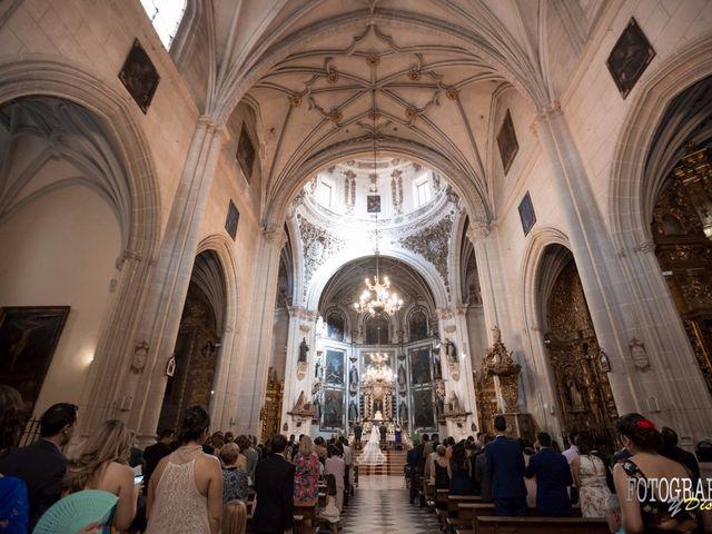 La boda de Emilio y Ana Belén en Granada, Granada 25