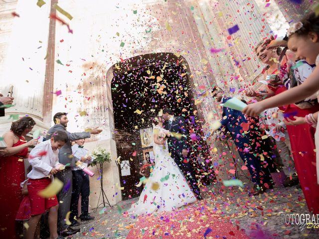 La boda de Emilio y Ana Belén en Granada, Granada 26