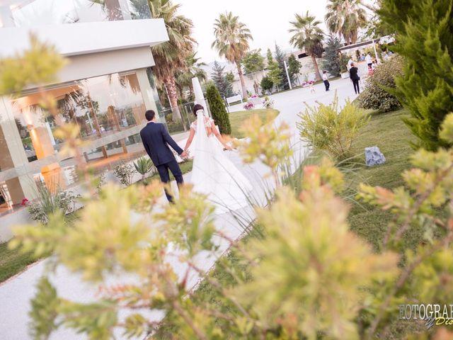 La boda de Emilio y Ana Belén en Granada, Granada 1