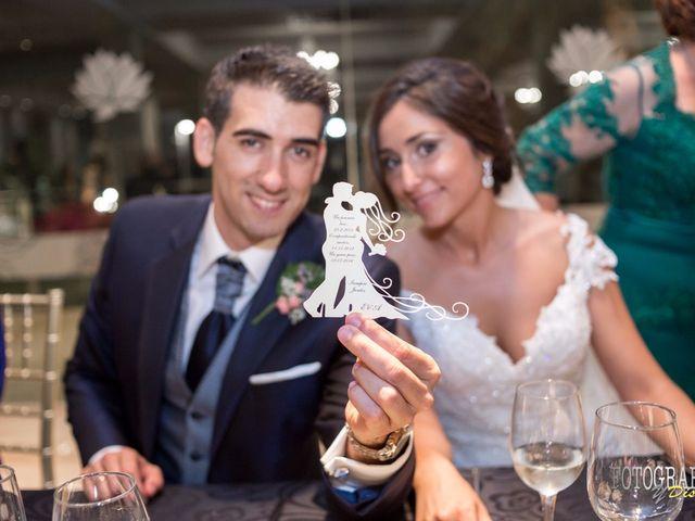 La boda de Emilio y Ana Belén en Granada, Granada 45