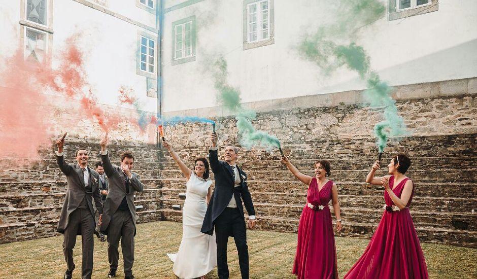 La boda de Marian y Jose Vicente  en Santiago De Compostela, A Coruña