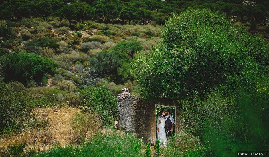 La boda de Dienesh y Astrid en Facinas, Cádiz