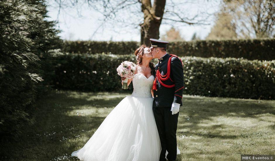 La boda de Jose Antonio y Vanesa en Lugo, Lugo