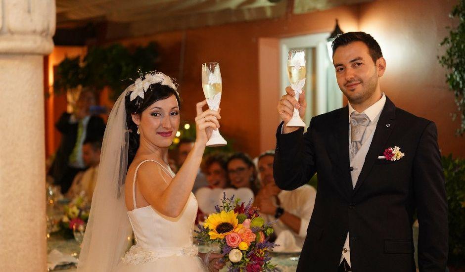 La boda de Eva y Adrián en San Roque, Cádiz