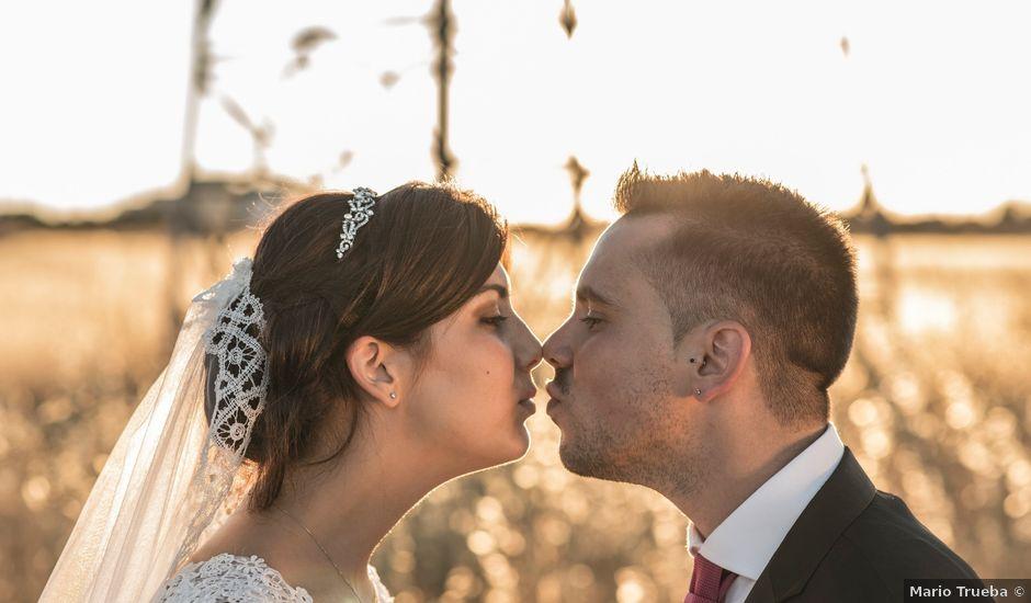La boda de Cesar y Sandra en Cubas De La Sagra, Madrid
