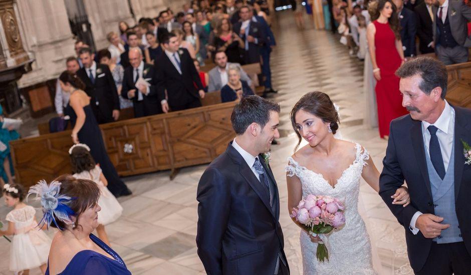 La boda de Emilio y Ana Belén en Granada, Granada