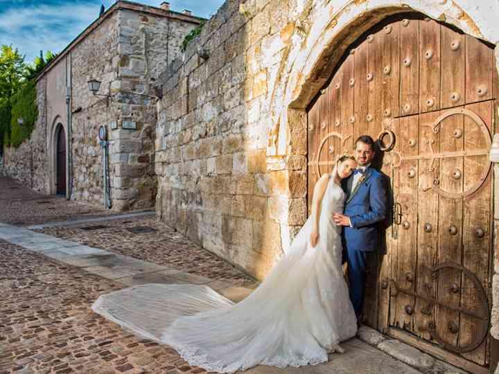 La boda de Rebeca y Alberto