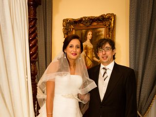 La boda de Silvia y Manel 1