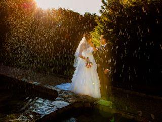 La boda de Silvia y Manel