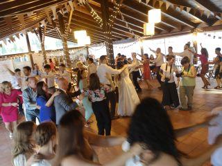 La boda de Sonia y Alek