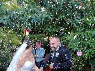 La boda de Samanta  y Gabriel  1