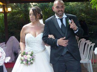 La boda de Samanta  y Gabriel