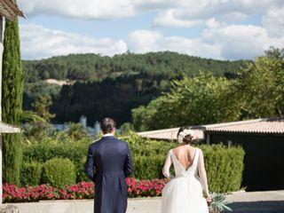 La boda de Carlota y Miguel