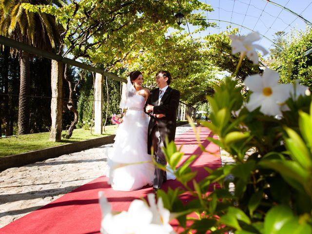 La boda de Manel y Silvia en Redondela, Pontevedra 2