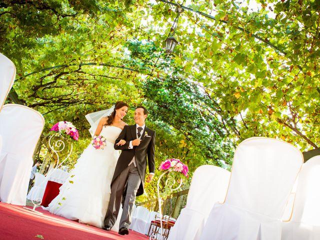 La boda de Manel y Silvia en Redondela, Pontevedra 8