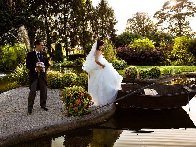 La boda de Manel y Silvia en Redondela, Pontevedra 14