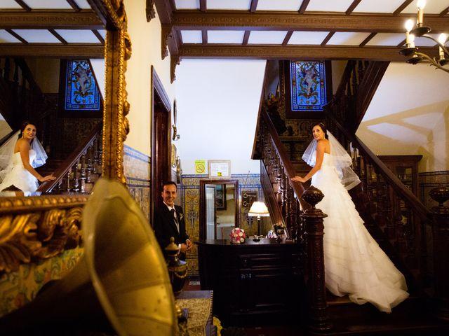 La boda de Manel y Silvia en Redondela, Pontevedra 25