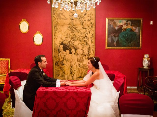 La boda de Manel y Silvia en Redondela, Pontevedra 28