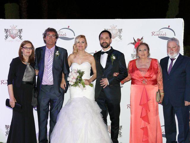 La boda de Nacho y Silvia en Moguer, Huelva 2