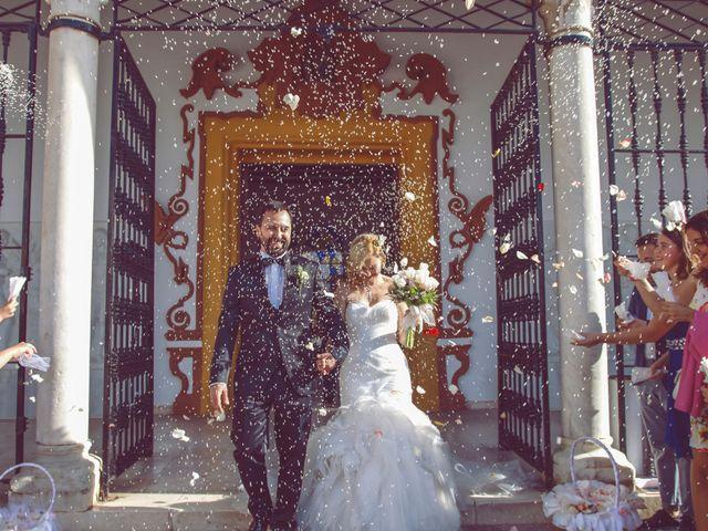 La boda de Nacho y Silvia en Moguer, Huelva 9