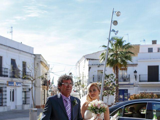 La boda de Nacho y Silvia en Moguer, Huelva 10