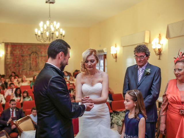 La boda de Nacho y Silvia en Moguer, Huelva 11